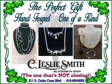 C Leslie Smith Website
